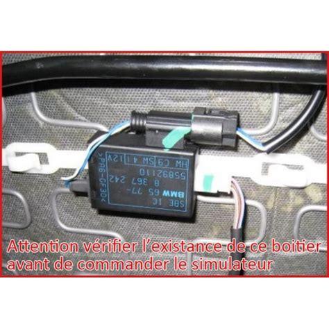 probl 232 me voyant airbag bmw capteur pr 233 sence passager
