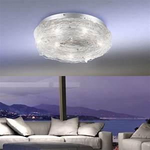 Design deckenleuchte wohnzimmer deckenlampe beleuchtung for Deckenleuchte wohnzimmer design