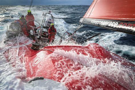 tough  route    volvo ocean race announced