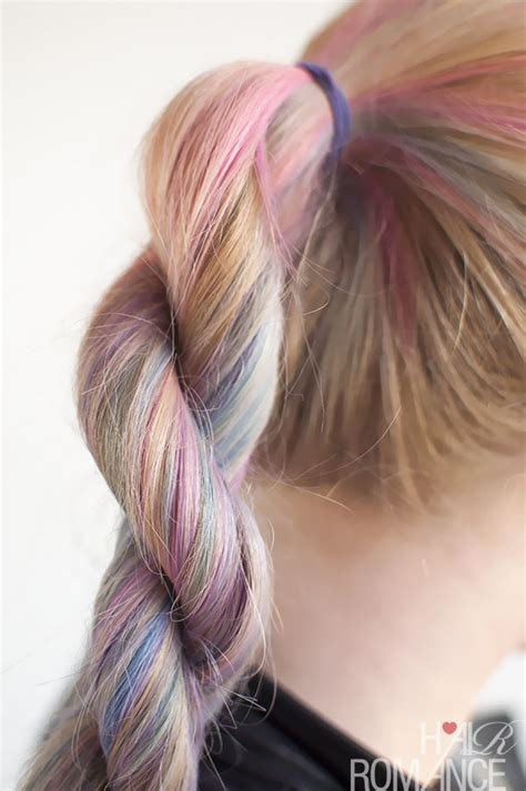 Twisting Hairstyles by Hairstyle Tutorial How To Do A Rope Twist Braid Hair
