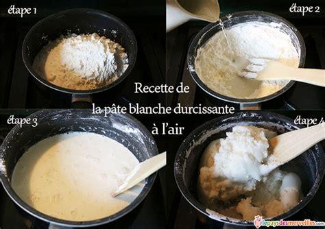 bicarbonate cuisine nos petites bricoles en pâte autodurcissante recette