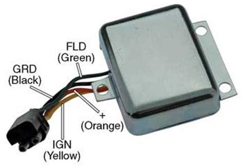 m5228a voltage regulator for motorola prestolite