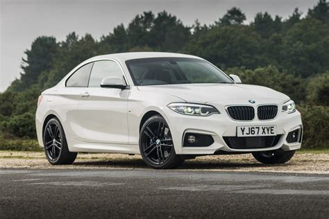 review bmw  series coupe  honest john