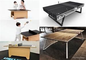 Table Basse Multifonction : univers creatifs ping pong design ~ Premium-room.com Idées de Décoration