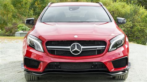 Why The Mercedes Gla45 Amg Isn't A Crossover, The Story Of