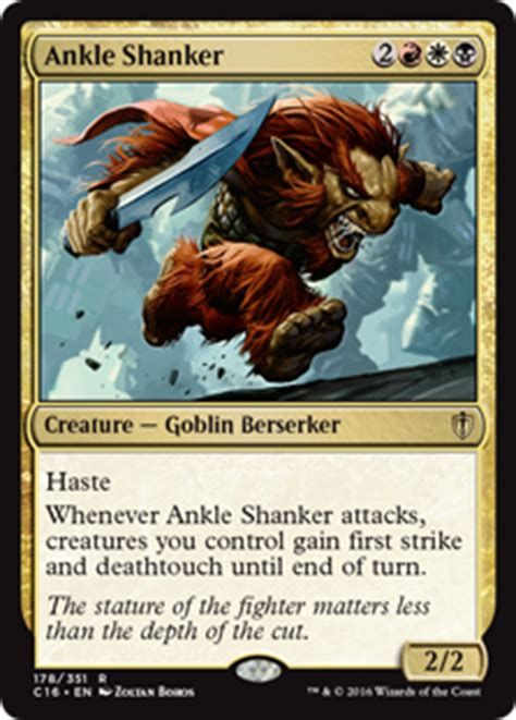 Mtg Deathtouch Ping Deck by C16 Spoiler Vial Smasher The Fierce M Speculation