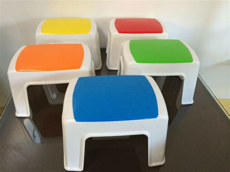 Durable Plastic Light Weight Kids Stacking Chairs Stool