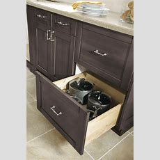 Two Drawer Base Cabinet  Kitchen Craft Cabinetry