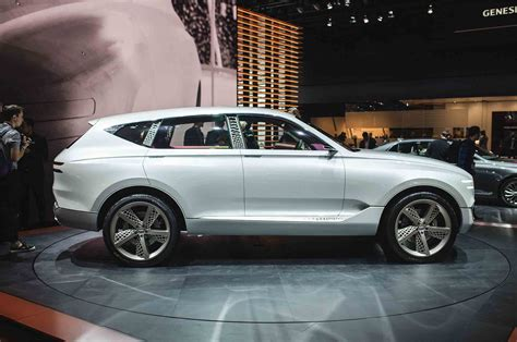 Like genesis' other vehicles, the gv80 brings a lot for the money. Genesis GV80 Concept Previews Premium Powered Crossover ...