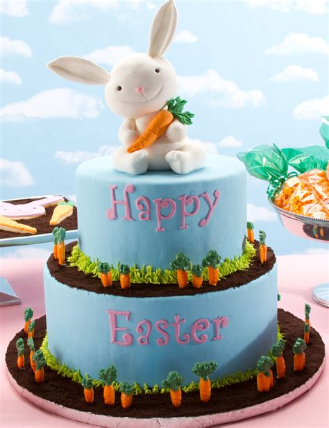Easter Bunny Cake Decorating Ideas Elitflat