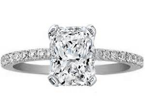 radiant engagement rings seller 39 s guide tag archive radiant cut diamonds