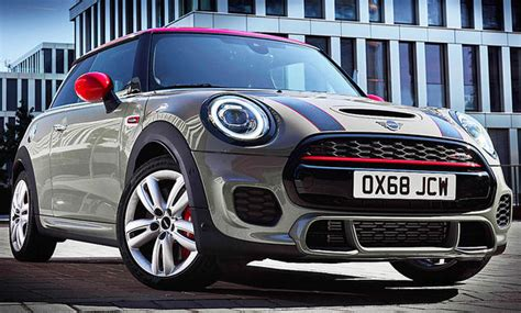 2019 Mini Jcw by Mini Cooper Works Facelift 2019 Motor Autozeitung De