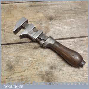 Antique Monkey Wrench Tool