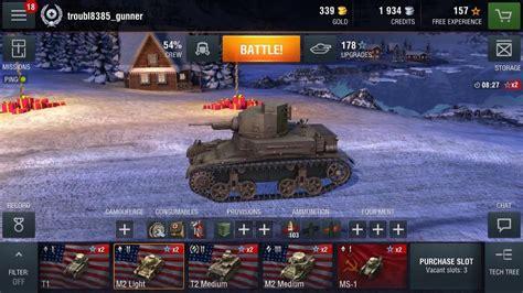 M2 Light American Tank