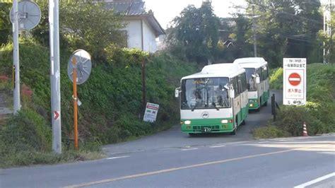 sonnensegel 6 x 4 奈良交通 専用道さよなら運行 五新線 2014 9 27