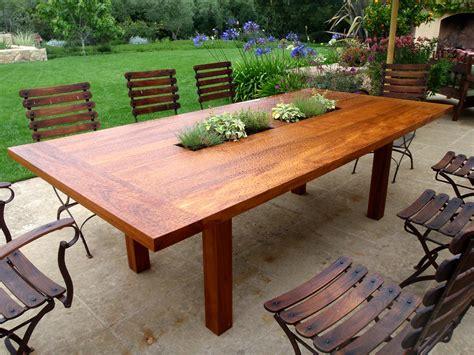 outdoor teak living table  behance