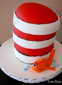 cat in the hat cake the baking sheet the cat in the hat cake