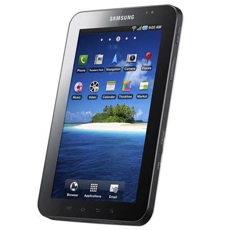 Samsung P1000 Galaxy Tab  Full Tablet Specifications