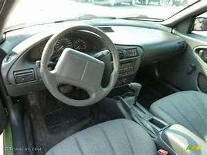 2002 Chevrolet Cavalier Coupe Graphite Dashboard Photo ...