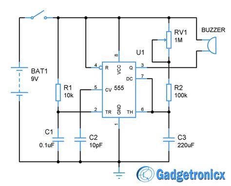 Minutes Alarm Using Gadgetronicx