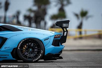 Liberty Lamborghini Walk Aventador Lb Cars Works