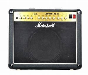 Marshall Jcm 2000 Dsl 401 Manual