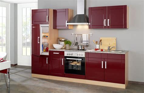 Küchenzeile Mit Elektrogeräten by Einbauk 252 Che Mit Elektroger 228 Ten K 252 Chenzeile Mit Ger 228 Ten 270