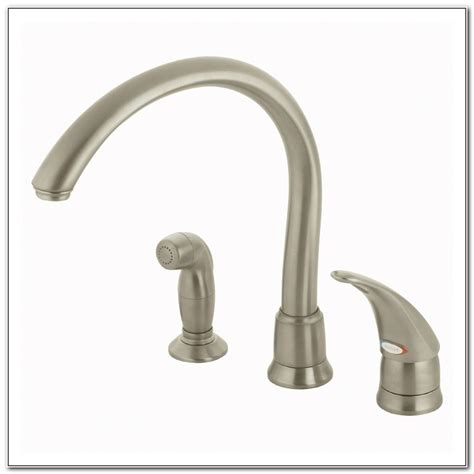 moen kitchen sinks and faucets moen monticello kitchen faucet 7730