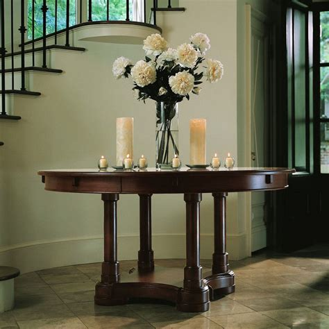 Round Foyer Table Decorating Ideas  Interesting Ideas For. Nasdaq Directors Desk. Fold Away Dining Table. Driftwood Table. Glendale Laptop Desk Armoire. Japanese Table Lamps. Drawer Tray. Under Shelf Pull Out Drawer. Feng Shui Window Behind Desk