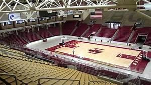 Boston College Basketball Arena YouTube