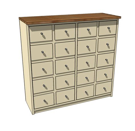 woodworking plans apothecary chest plans  plans