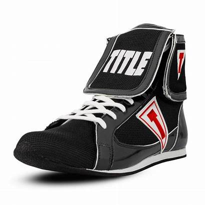 Boxing Shoes Title Down Double Acclaim Elite