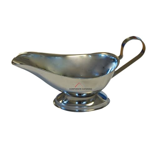 Mini Gravy Boats Uk by Promo Catering Mini Stainless Steel Gravy Boat