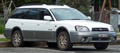 older subaru outback 2003 subaru outback photos informations articles