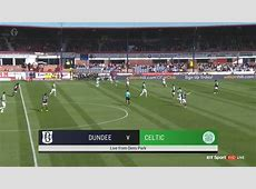 Dundee FC vs Celtic Highlights and Full Match