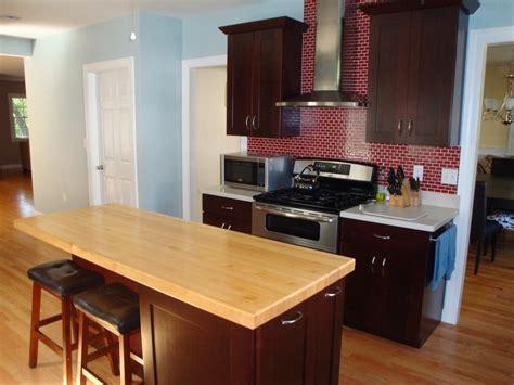 Butcher Block and Wood Countertops   Kitchen Designs