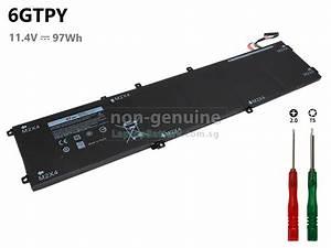 Battery For Dell Precision 5520 Replacement Dell Precision