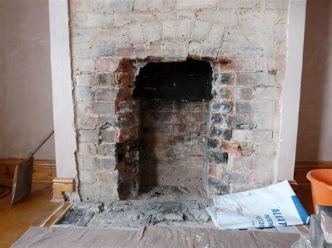 Help With Widening Fireplace, Adding Lintel For Log Burner