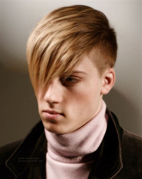Comb over hairstyle for fashion conscious men   Clipped