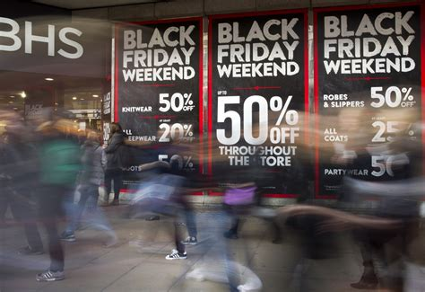 Black Friday 2016 Uk Store Opening Times From Argos And Boots To Westfield Shopping Centre