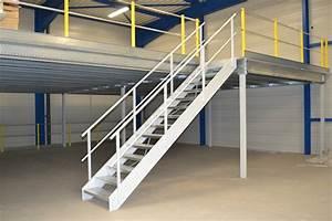 Escalier Métallique Industriel : escalier industriel escalier m tallique ~ Melissatoandfro.com Idées de Décoration