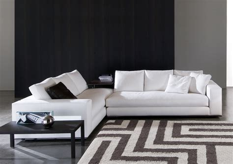 Sofas Chairs by Hamilton Sectional By Rodolfo Dordoni Minotti Quickship