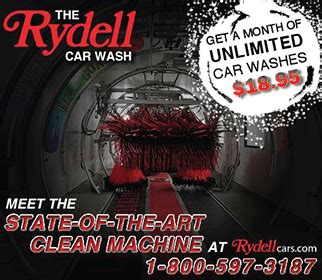 automated car wash  grand forks  rydell car wash