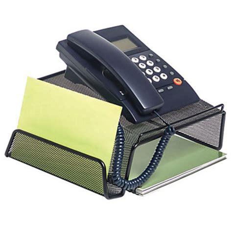 telephone desk stand 3pk jastek black mesh phone stand for desk telephone