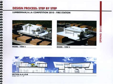 portfolio samples architecture cal poly san luis obispo