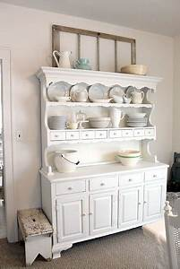 1000 ideas about white china cabinets on pinterest With best brand of paint for kitchen cabinets with wall art i love you to the moon and back