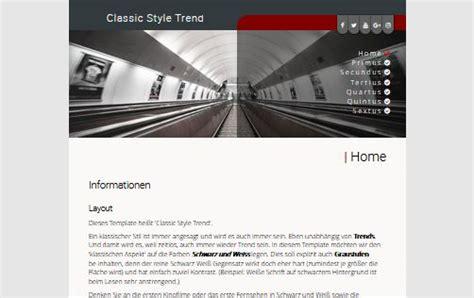 homepage vorlagen templates websites kostenlos zum