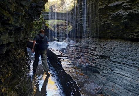 9 hikes to see dazzling waterfalls in Upstate NY ...