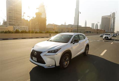 lexus dubai 2015 lexus nx launched in dubaimotoring middle east car