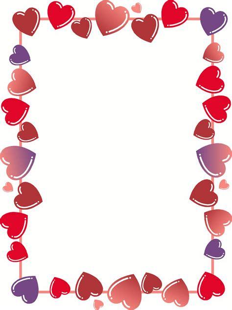 dessins en couleurs  imprimer coeur numero
